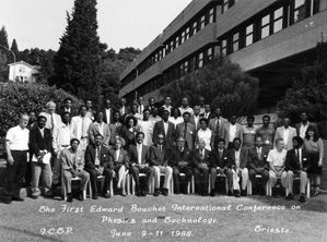 first ebasi ictp conference
